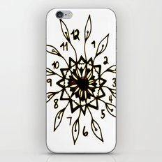 Clockwork iPhone Skin