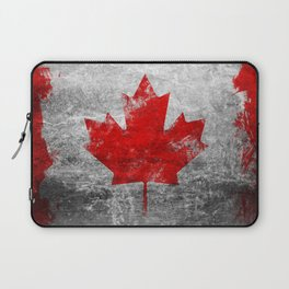 Canada Flag Laptop Sleeve