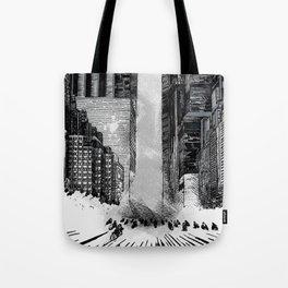 Homage to Akira Tote Bag