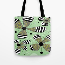 FLOWERY SOPHIE  / ORIGINAL DANISH DESIGN bykazandholly Tote Bag