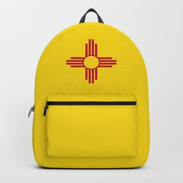New Mexico Flag Backpack