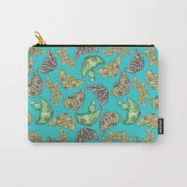 """""""Oro?"""" Cactus Teal  Carry-All Pouch"""
