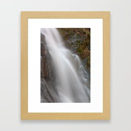 Jones Run Falls Framed Art Print
