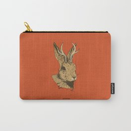 The Jackalope Carry-All Pouch