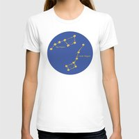 constellations T-shirts featuring Dippy Constellations by elledeegee