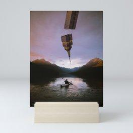 at point range 5.0 Mini Art Print
