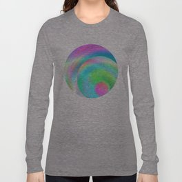 Color Spheres Long Sleeve T-shirt