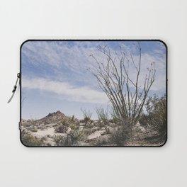 Palm Springs Ocotillo Laptop Sleeve