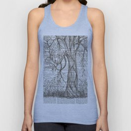 Branching Out Unisex Tank Top