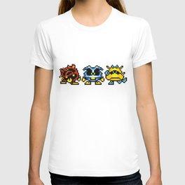 Dr. Mario Viruses T-shirt