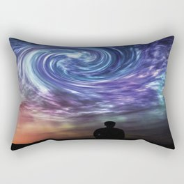 Searching for Exoplanets  Rectangular Pillow