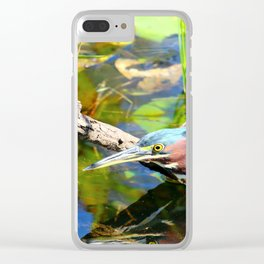I Can Wait Forever Clear iPhone Case