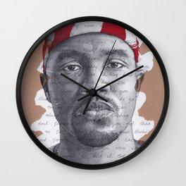 Thinkin' Bout You Wall Clock