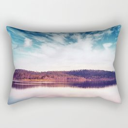 When the Sky Touched the Earth Rectangular Pillow
