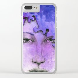 Infusion: Dream... Clear iPhone Case