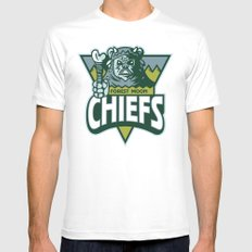 Forest Moon Chiefs Mens Fitted Tee White MEDIUM