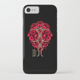 ROPE DOJO - BOUND ROSES iPhone Case