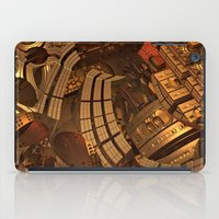 mad iPad Cases featuring Mad Mad World by Lyle Hatch