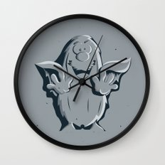 Captain Caveman Frozen So-lid Wall Clock