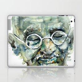 MAHATMA GANDHI Laptop & iPad Skin