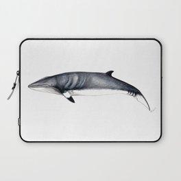 Minke whale Laptop Sleeve