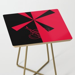 Cancan ~ From Sinners And Saints ~ Bohème Side Table