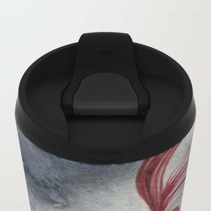 Part of the Storm Metal Travel Mug