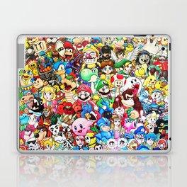 Nintendo Tribute Laptop & iPad Skin