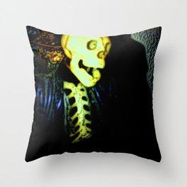 forgotten prisoner Throw Pillow