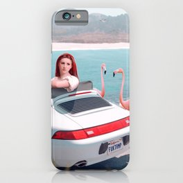 CALIFORNIA DREAMING iPhone Case