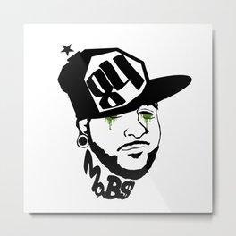 MR MObS Metal Print