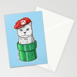 Meow Bro 1 Stationery Cards