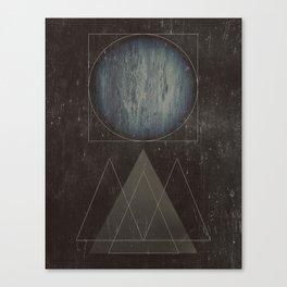 Uncertain Future Canvas Print