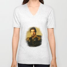 Al Pacino -replaceface Unisex V-Neck