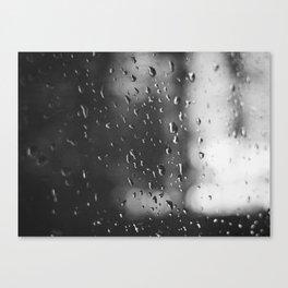 Rain, Rain, Don't Go Away Canvas Print