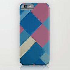 Palm Springs Pink 45 iPhone 6s Slim Case