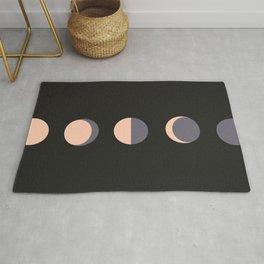 Lunar Phases (Night) Rug