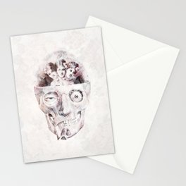 Oddities Stationery Cards