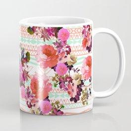 Flower in the Tribe Coffee Mug