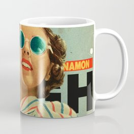 Bright Cinnamon Coffee Mug