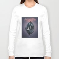 bible Long Sleeve T-shirts featuring Bible Verse, Calming Quote  by Mittenbunny