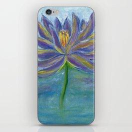 Waterlily iPhone Skin