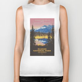 Kluane National Park and Reserve Biker Tank