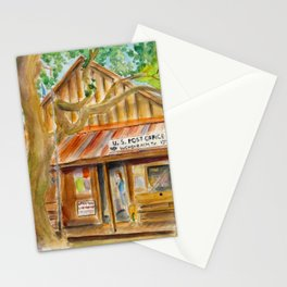 Luckenbach, Texas Stationery Cards