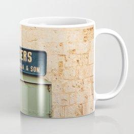 Vintage store sign Coffee Mug