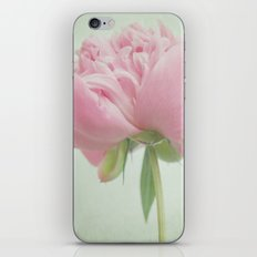 dreaming of peonies iPhone & iPod Skin