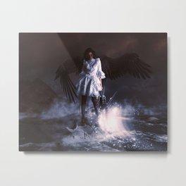 The Last Angel Metal Print