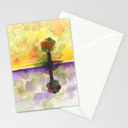As Above So Below No14 Stationery Cards