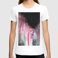 sakura T-shirts featuring Sakura by Iris Compiet
