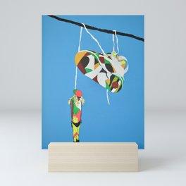 KICKZ Mini Art Print